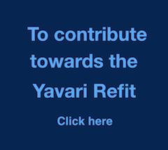 Yavari refit