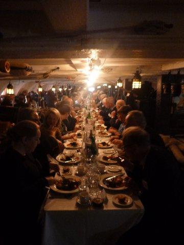 dinner-on-lower-gun-deck-hms-victory